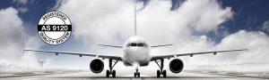 Altek Metal AS 9120 Kalite Standardı Belgesi – Havacılık Sektörü