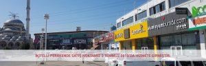 İkitelli'deki alüminyumburada.com perakende satış dükkanı