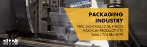 Precision milled aluminium plate 5083