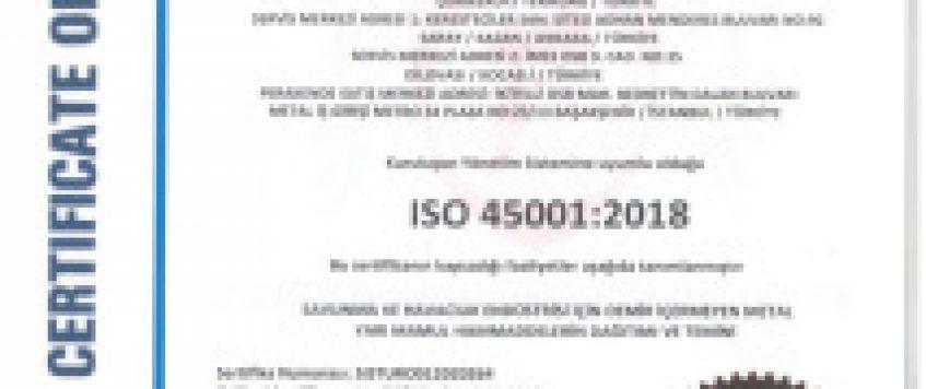 ALTEK-METAL-ISO-45001-TR