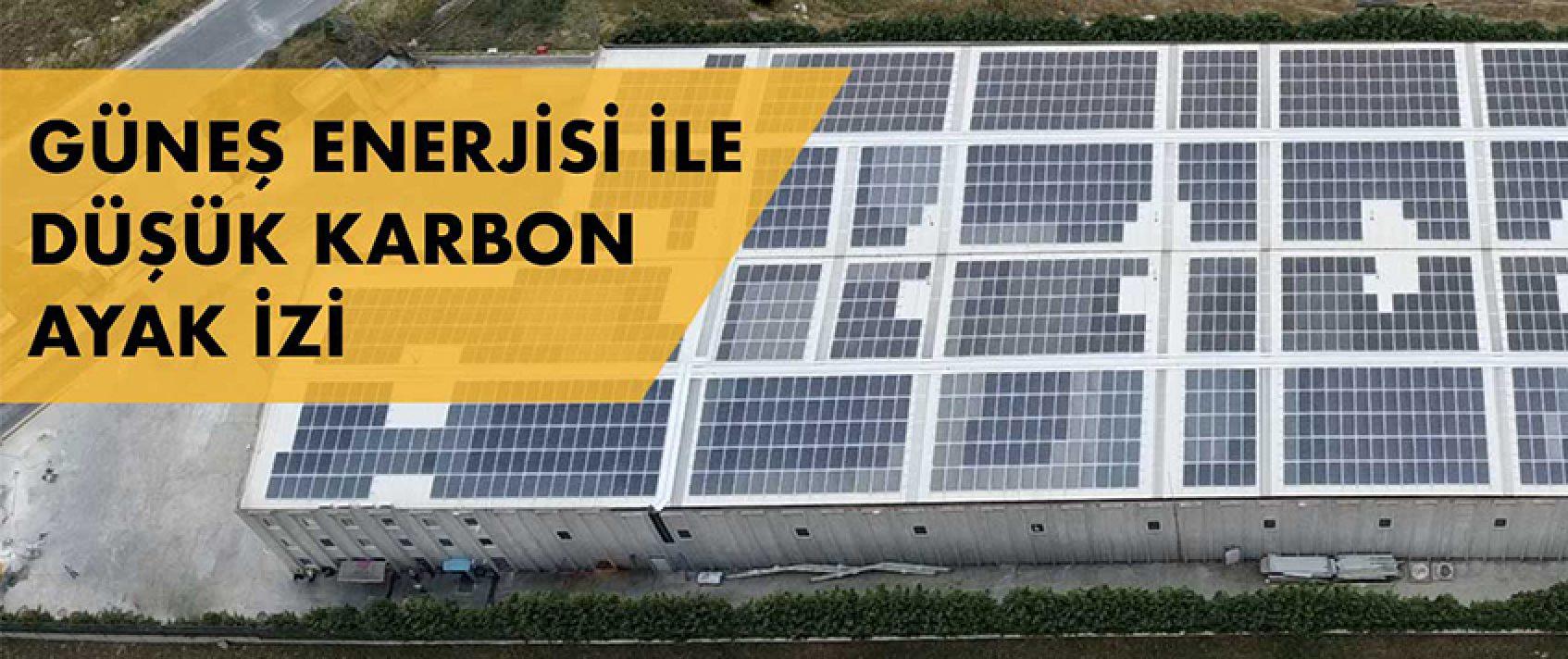Altek Metal Güneş Enerjisi ile Karbon Ayak İzini Düşürdü